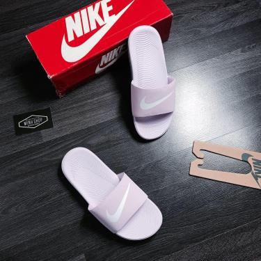 Hàng Chính Hãng Dép Nike Kawa Slide Light Purple 2020**