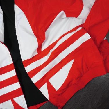 Tiếtkiem -500k  Hàng Chính Hãng Áo Khoác  Adidas Big Trefoil  Red 2020** ONLY 2 SZ