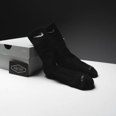 Hàng Chính Hãng Vớ Nike Dri Fit Black  2021** Pack 3 đôi