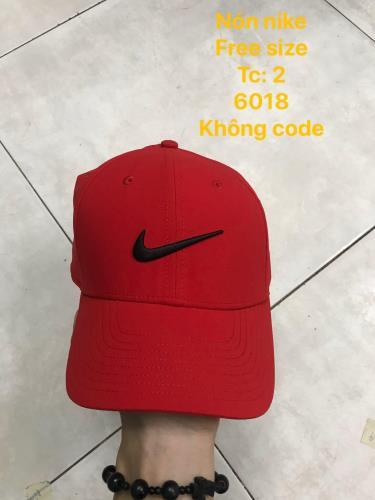 Hàng Chính Hãng Nón Nike Nike Sportswear Heritage86 Red/Swoosh Black 2020*