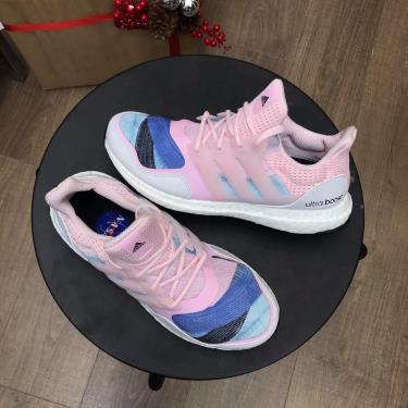 Hàng Chính Hãng Adidas Ultra Boost DNA Pink 2021**