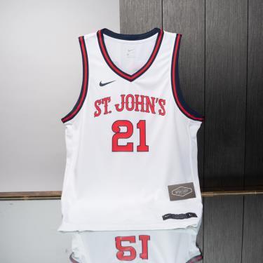 Hàng Chính Hãng Áo Nike Tank Top Basketball RIO Jersey White/Red *2020**