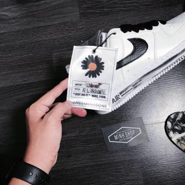 Hàng Chính Hãng G-Dragon x Nike Air Force 1 Para-Noise 2.0  **2021** V