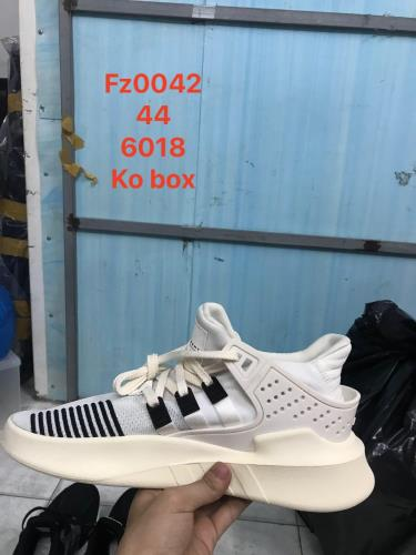Hàng Chính Hãng Adidas EQT Basketball ADV Cream White 2020**