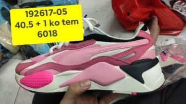 Hàng Chính Hãng Puma Rs-X3 White/Black/Pink 2020**