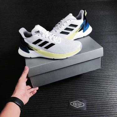 Hàng Chính Hãng Adidas Response Super White / Black / Glory Grey 2021**
