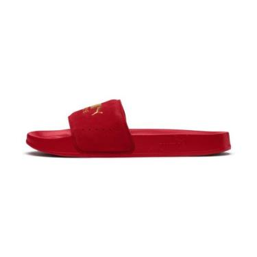FLASH EVENT 70% OFF Today Dép Puma Suede Leadcat Sandals Red ZZZ 2020**