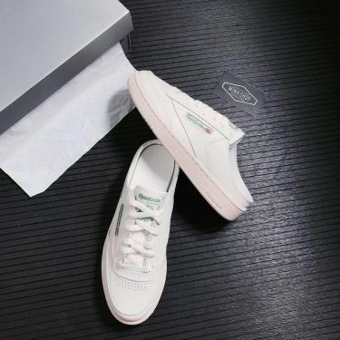Hàng Chính Hãng Reebok Club C 85 Mule Cream White 2021**