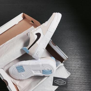 Hàng Chính Hãng Nike Air Force 1 Pixel Desert Sand 2021**
