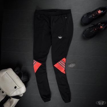 Hàng Chính Hãng Quần Jogger Adidas Black Red 2021**