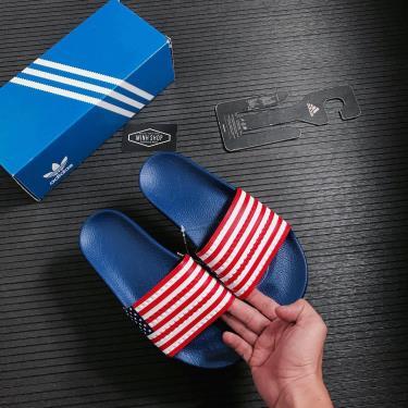 Hàng Chính Hãng Dép Adidas Adilette USA 2021**