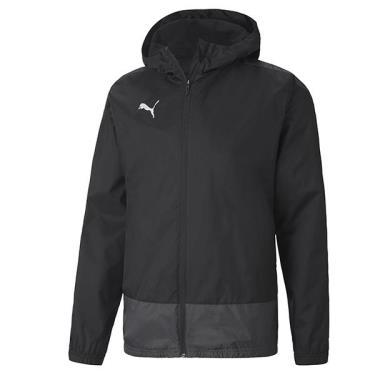 Hàng Chính Hãng Áo Khoác Puma GoalTraining Rain Jacket Black 2021**