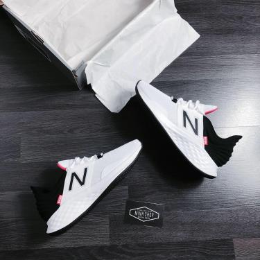 Hàng Chính Hãng NewBalance Fresh Foam Roav Black/White 2020**