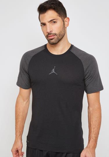 Hàng Chính Hãng Áo Thun Nike Jordan Air 23 Alpha Black/Grey 2020**