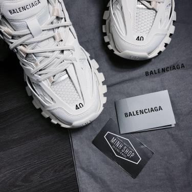 Hàng Chính Hãng Balenciaga Track Trainer White 2020** V