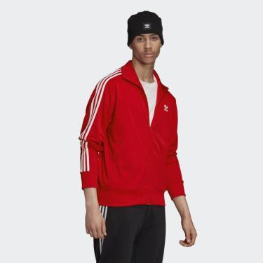 Hàng Chính Hãng Áo Khoác Jacket Adidas Firebird Track Red **HOT 2021**