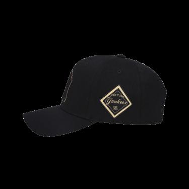 Hàng Chính Hãng Nón MLB New York Black/Gold **2020** (ORD)
