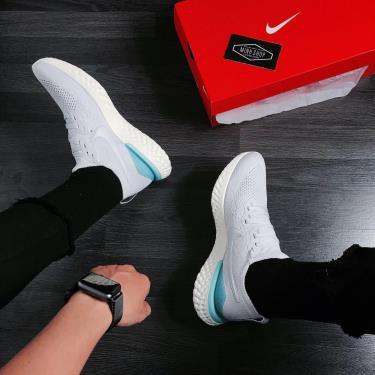 Hàng Chính Hãng Nike Epic React Flyknit 2 Vast Grey **2020**