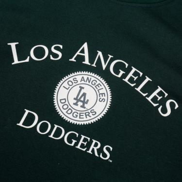 Hàng Chính Hãng Áo Thun New Era X MLB LA Dodgers University  Dark Green  2020**