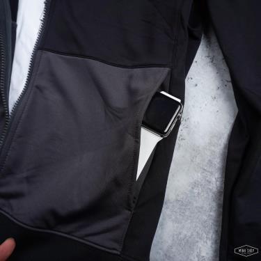 Hàng Chính Hãng Áo Khoác Jacket Nike Solid Men Black/Grey 2021**