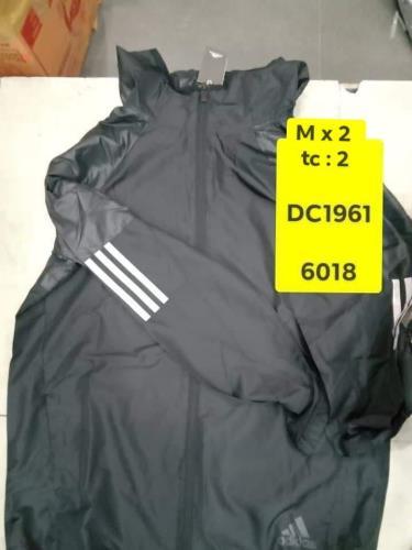 Hàng Chính Hãng Áo Khoác Adidas Black 2020**
