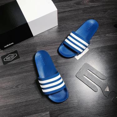 Hàng Chính Hãng Dép Adidas Adilette Shower Blue 2020**