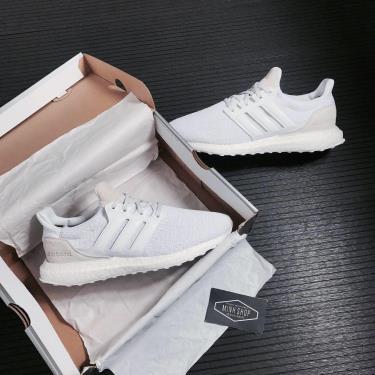 Hàng Chính Hãng  Adidas Ultra Boost DNA 'Cloud White'  2021**  FW4904