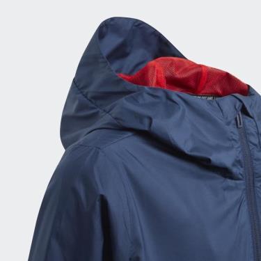 ~HOT~ Hàng Chính Hãng Áo khoác Adidas Hooded Jacket Navy Women 2020**