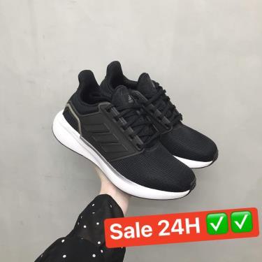 Hàng Chính Hãng Adidas Cloudfoam Black **2021** [H00931] (ÁP DỤNG CK)