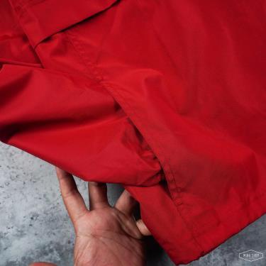 Áo Khoác Champion Packable Jacket Red Basic * [CB1012539]