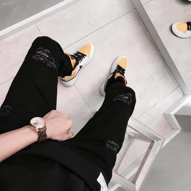 Hàng Chính Hãng Quần Jean Zara Man Black waxxx ZZ 2021***