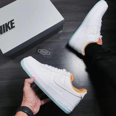 Hàng Chính Hãng Nike  Air Force 1 '07 'Dark Sulphur' 2020**
