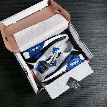 """Hàng Chính Hãng Nike Air Max 90 """"Royal Blue"""" 2021** CD0881 102"""