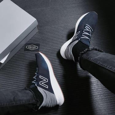 -850k Giày NewBalance Fresh Foam Roav Navy/Grey ** [MROAVTB]