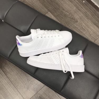 SALE~~ Hàng Chính Hãng Adidas Advantage White/Hologram 2021** [EE9690] ÁP DỤNG CK