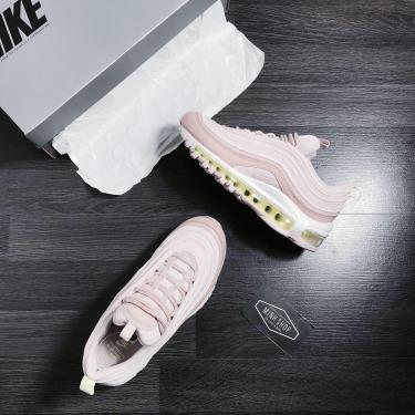 Hàng Chính Hãng Nike Air Max 97 Barely Rose Volt 2020**