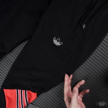 Quần Jogger Adidas Black Red ** [GT2277]
