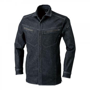 Hàng Chính Hãng Áo Khoác TS Design Long Sleeve Shirt Black 2020**