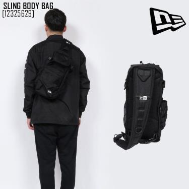 Hàng Chính Hãng Túi New Era Sling Body Black 2021**