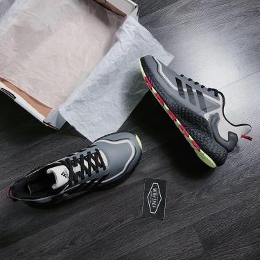 Hàng Chính Hãng Adidas Boost Grey/Mutil 2020**