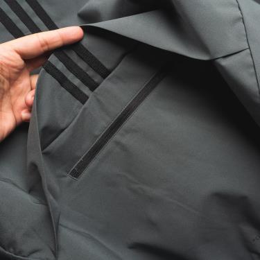 Hàng Chính Hãng Áo Khoác  Adidas SG ID Travel Jacket Grey 2020**
