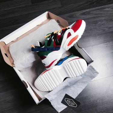 MUA 1 TẶNG 1 Hàng Chính Hãng EAF Sneaker  Mutil Color 2020** ZZZ best seller