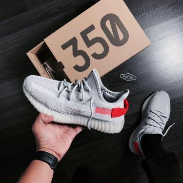 Hàng Chính Hãng Adidas Yeezy Boost 350 V2 Tail Light 2020**
