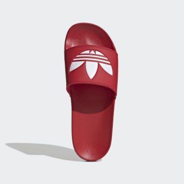 Hàng Chính Hãng Dép Adidas Adilette Lite Slides Red/White 2020 **BEST SELLER**