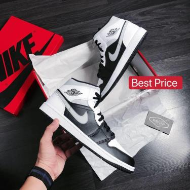highest-rated-giay-nike-air-jordan-1-mid-white-shadow-gold-size-o-554724-073