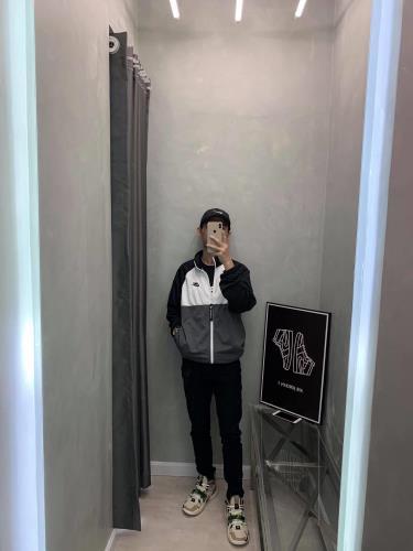 bán vì ĐAM MÊ BIG SIZE XXL FORM FIT SALE80  Hàng Chính Hãng Áo Khoác Nike Sportswear Jacket White/Grey/Black 2021** [BV3055-010]
