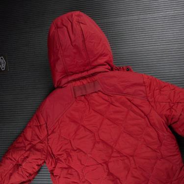 Hàng Chính Hãng Áo Khoác G-Star Attacc Heatseal Quilted Red  2021**