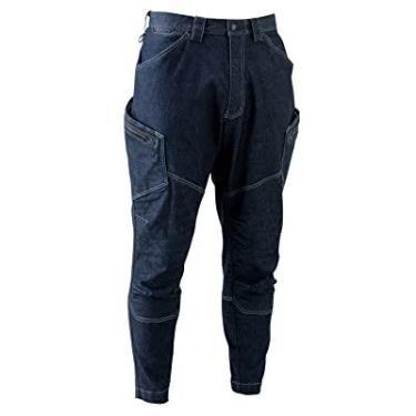 Hàng Chính Hãng Quần Jeans TS Design Knicker's Cargo Pants Navy 2020**