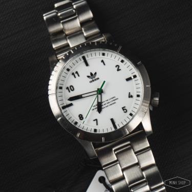 Hàng Chính Hãng Adidas Cypher M1 Silver Metallic Watch 2020**