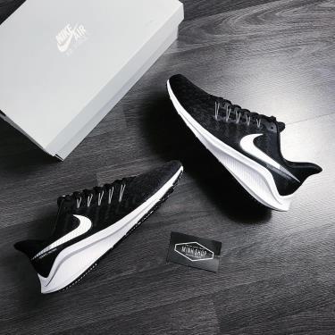 Hàng Chính Hãng  Nike Air Zoom Vomero 14 Black/Thunder Grey/White 2020**